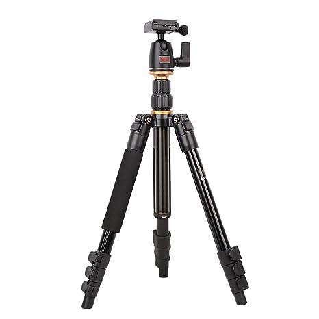 Beike BK-555 Trípode para cámara réflex con Rótula portátil ...