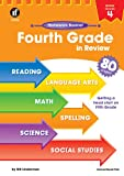 img - for Fourth Grade in Review Homework Booklet (Homework Booklets) book / textbook / text book