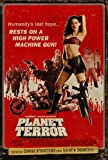 Planet Terror Movie Poster 11x17 Master Print
