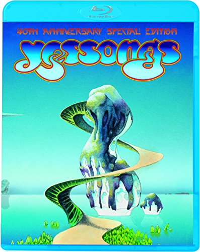 Blu-ray : Yes - Yessongs (Japan - Import)