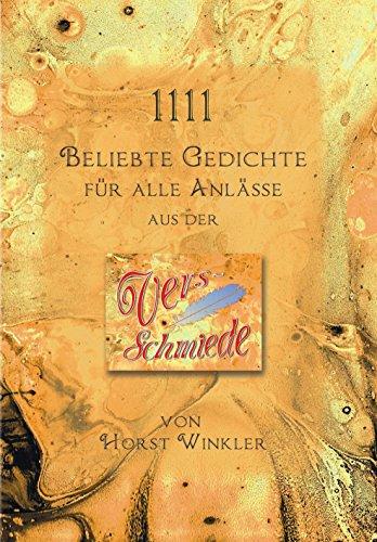 1111 Beliebte Gedichte Aus Der Versschmiede German Edition