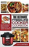 Bargain eBook - The Ultimate Pressure Cooker Cookbook