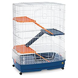 Prevue Pet Products 4-Story Ferret Cage With Ramps & Platforms