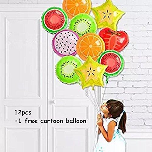 Christmas 18 Inch Mylar Balloon - King&Pig 12pcs/set 18