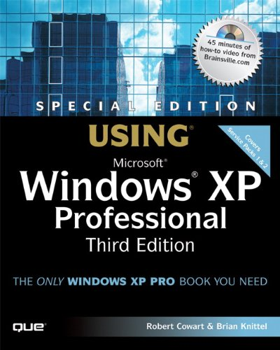 Download Special Edition Using Microsoft Windows XP Professional (3rd Edition) Pdf