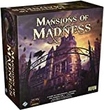 Mansions of madness second edition is a fully cooperative, app-driven board game of horror and mystery for one to five players that takes place in the same universe as eldritch horror and elder sign. Explore the veiled and Misty streets of innsmouth ...