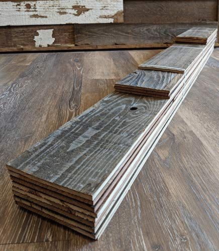 Reclaimed Redwood Siding (5