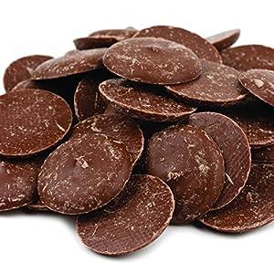 Wilbur Milk Chocolate Flavored Wafers 50 LB. Bulk