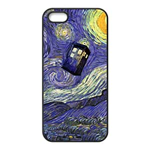 Doctor Who unique pattern Cell Phone Case for iPhone 5S