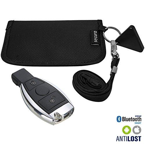 Faraday Bag Pouch Car Key Security Signal RFID/Wifi Blocking
