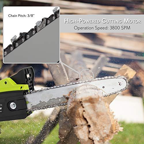 SereneLife PSLTLL1516 Chainsaw -