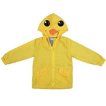 seleccione para auténtico diseños atractivos material seleccionado Chubasquero Chaqueta Impermeable para niños, Raincoat ...