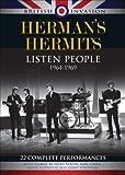 British Invasion: Herman's Hermits - Listen People, 1964-1969 (Sous-titres français) [Import]