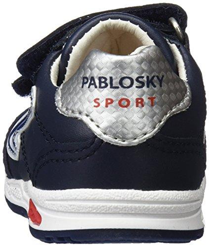 Pablosky 265821, Zapatillas de Deporte para Niños Azul (Azul)