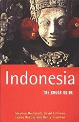 The Rough Guide to Indonesia, 1st edition