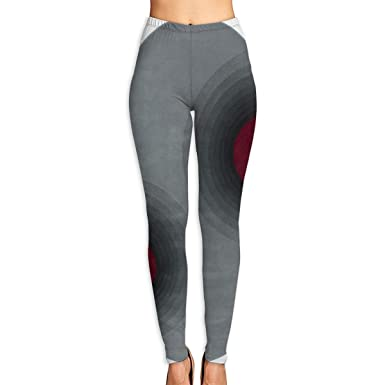 EighthStore Women¡¯s Yoga Pants Modern Gray Elastic Workout ...