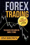 img - for FOREX TRADING: The Basics Explained in Simple Terms (Forex, Forex for Beginners, Make Money Online, Currency Trading, Foreign Exchange, Trading Strategies, Day Trading) book / textbook / text book