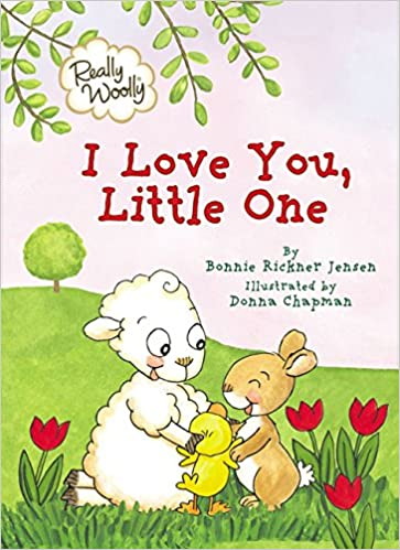 Amazoncom Really Woolly I Love You Little One 9781400310159