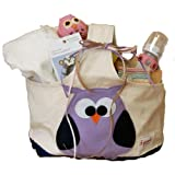 Organic Baby Gift for Girl - Unique Baby Gift Basket for Girl