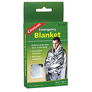 Coghlan's 8235 Emergency Blanket (Discontinued by Manufacturer) by Coghlans