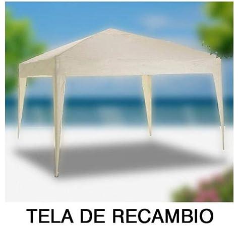 PAPILLON 8043621 Tela Recambio para Pergola Plegable, Blanco, 45x30x12 cm: Amazon.es: Jardín