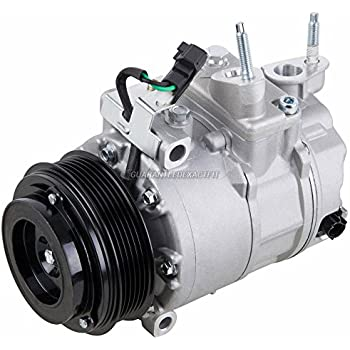 New AC Compressor & A/C Clutch For Ford Explorer 2.0T 2012 2013 - BuyAutoParts 60-03213NA New