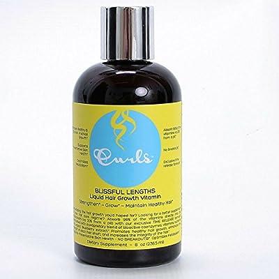 Curls Blissful Lengths Liquid Hair Growth Vitamin (8 oz.)