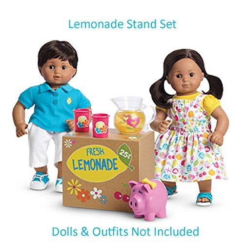 Twins Lemonade Stand Set ()