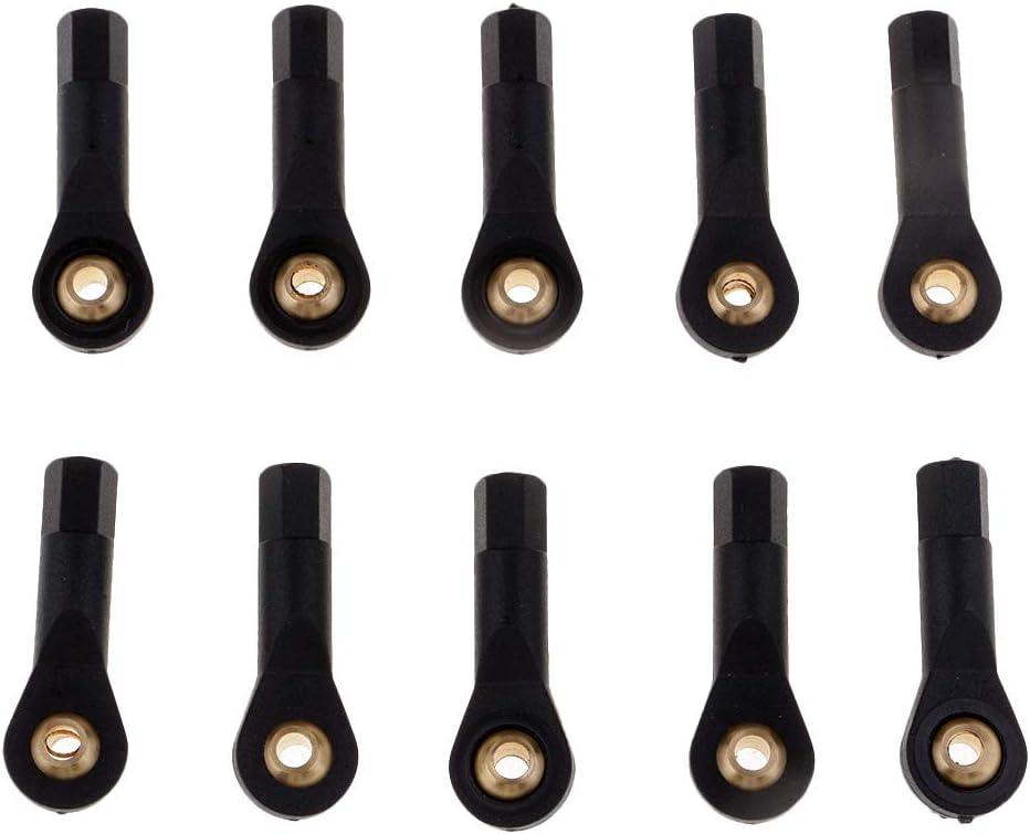 Connecteur nylon universel à rotule pour pièces de rechange