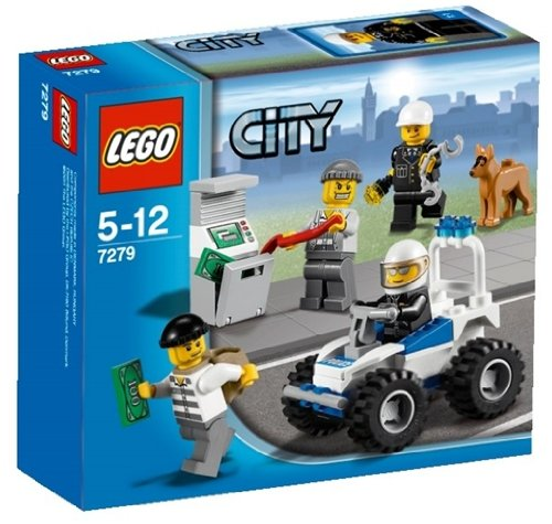 LEGO City 7279: Police Minifigure Collection