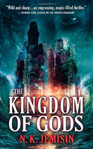 Book cover from The Kingdom of Gods (The Inheritance Trilogy)by N. K. Jemisin