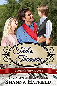 Tad's Treasure by Shanna Hatfield ebook deal