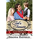 Tad's Treasure (Grandma's Wedding Quilts Book 12)