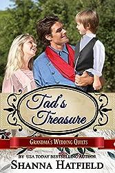 Tad's Treasure (Grandma's Wedding Quilts Book 12)