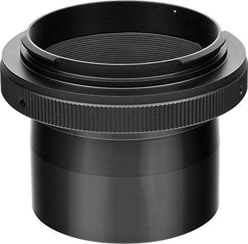 Orion 05640 Superwide 2-Inch Prime Focus Adapter for Canon EOS Cameras, Black