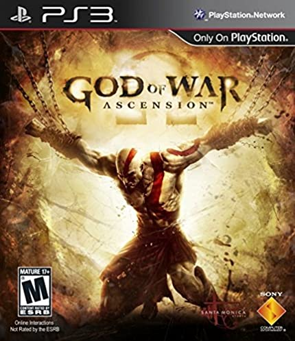Amazon com: PS3 God of War: Ascension: Playstation 3: Sony