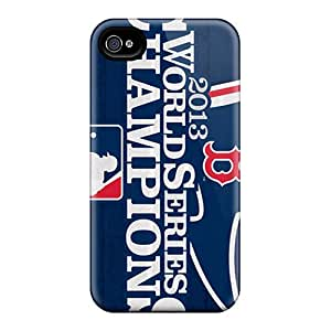 Potterace Snap On Hard Cases Covers Boston Red Sox Protector For Iphone 6