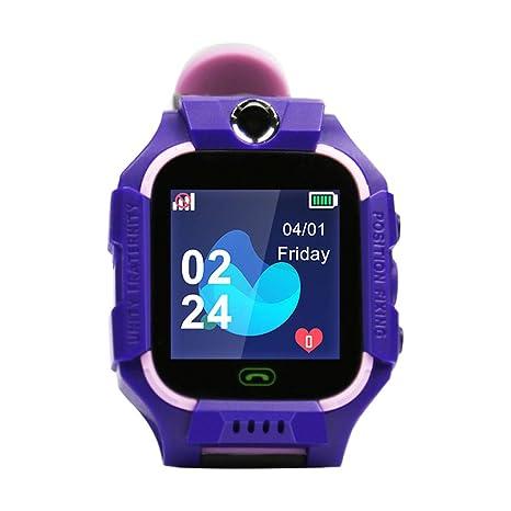 Busirde Inteligente Reloj Niños Seguimiento en Tiempo Real ...