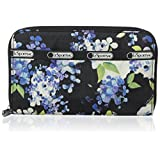 LeSportsac Lily Wallet, Flower Cluster, One Size