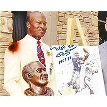 Mel Renfro, Dallas Cowboys, Oregon Ducks, Hof, Hall of Fame, Signed, Autographed, 8x10 Photo, Coa