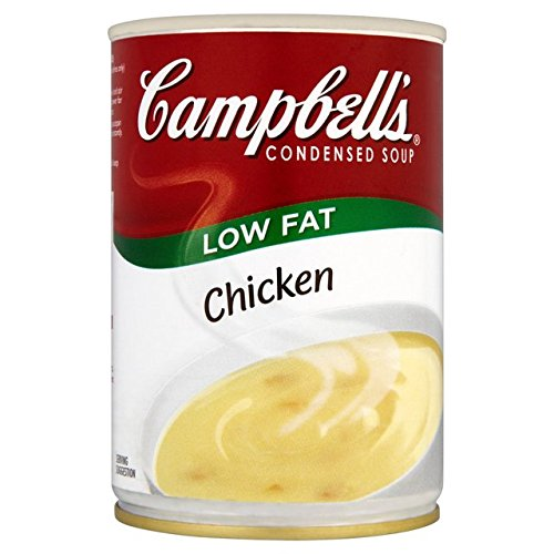 recetas bajas en grasa de sopa de pollo uk