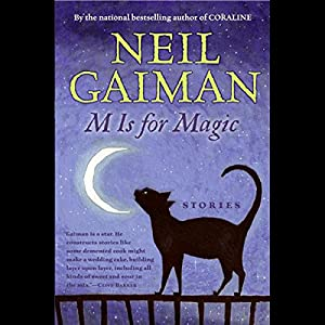 M is for Magic Audiobook