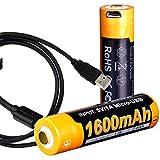 Fenix ARB-L14-1600U 1.5V USB Rechargeable 1600mAH