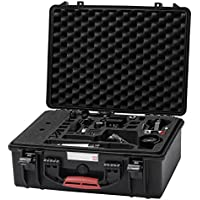 HPRC HPRC OSM2500-01 Hard Case for DJI Osmo and Accessories, Black (OSM2500-01)