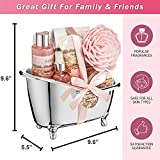 Spa Gift Baskets For Women - Luxury Bath Set With
