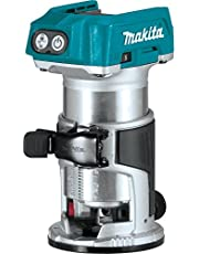 Makita DRT50ZX4 18V LXT Brushless Router (Tool only) W/Dust Extraction