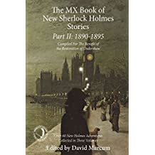 The MX Book of New Sherlock Holmes Stories Part II