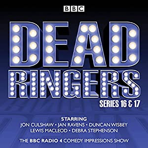 Dead Ringers: Series 16 & 17 Radio/TV Program