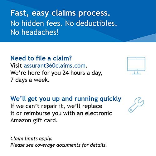 Assurant 3-Year Laptop Protection Plan with Accidental Damage ($800-$899.99)