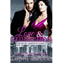 Love & Redemption (Agents in Love - Book 2)